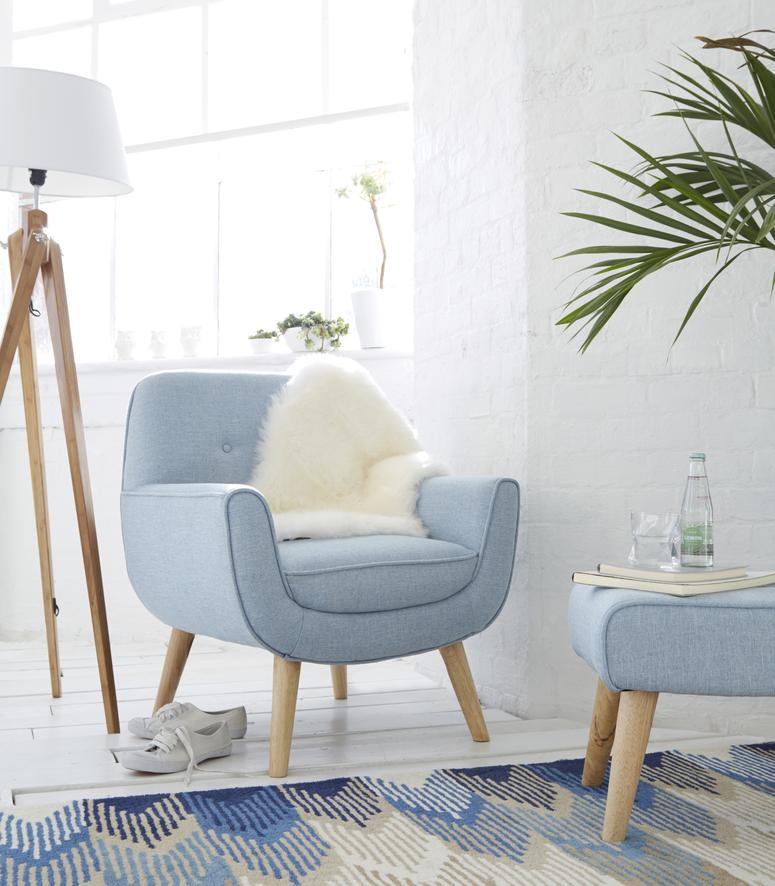 open plan living design inspiration kaleidoscope oslo chair