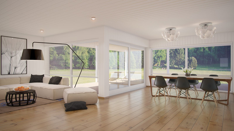 Open Plan Living Design open plan living design inspiration - holly goes lightly