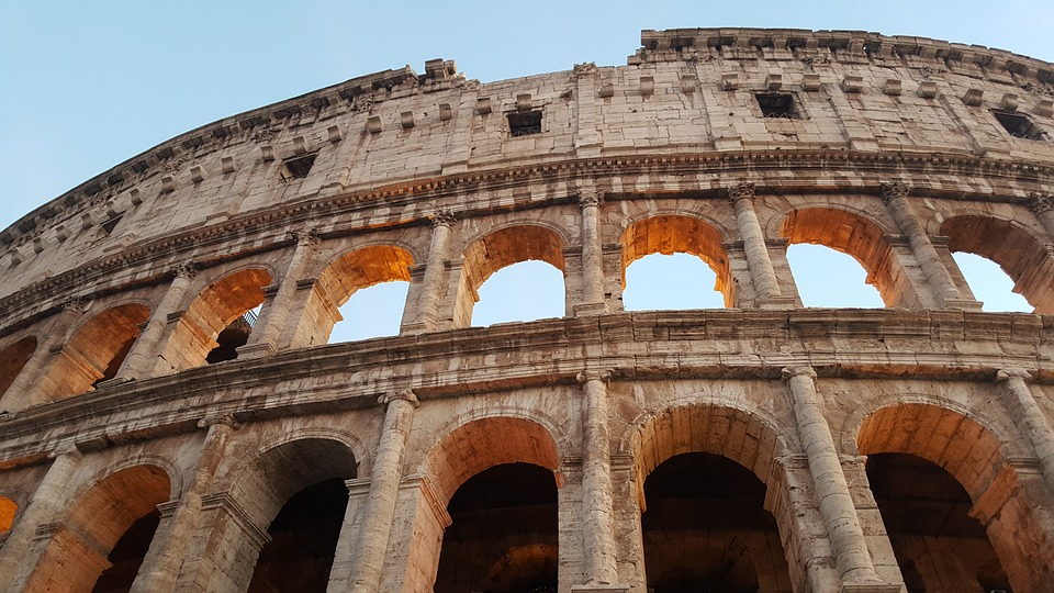 can't wait to visit Rome