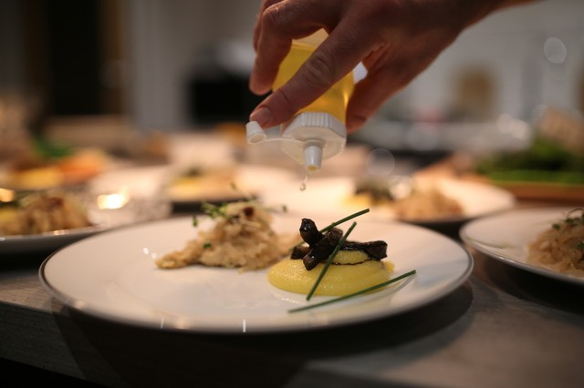 private chef dining experience la belle assiestte hollygoeslightly