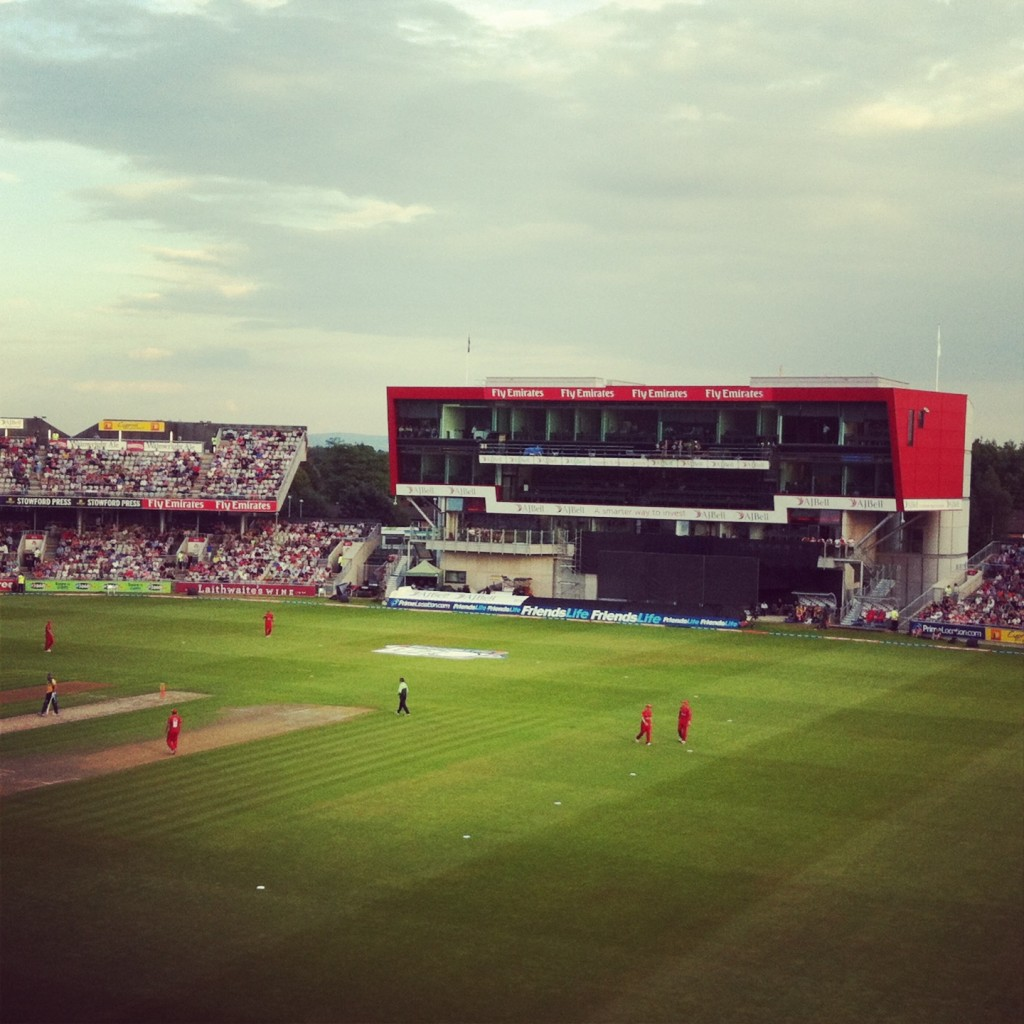 new stand at old trafford cricket ground