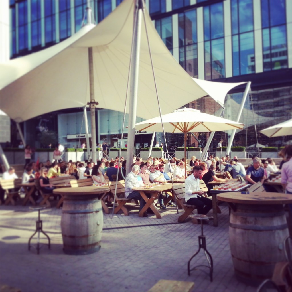 guinness world records oast house spinningfields manchester