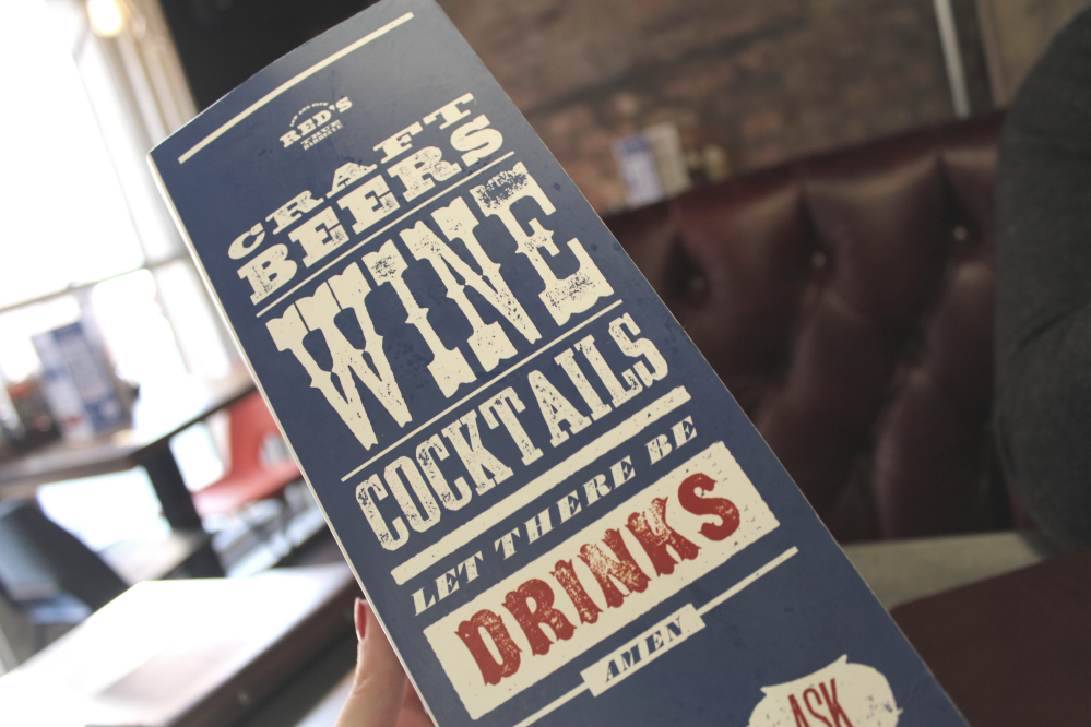 reds true barbecue manchester hollygoeslightly drinks menu
