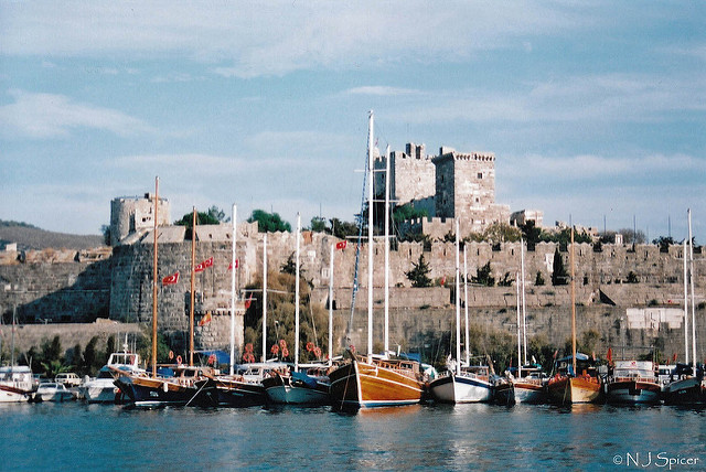 bodrum a perfect place to holiday with family castle hollygoeslightly