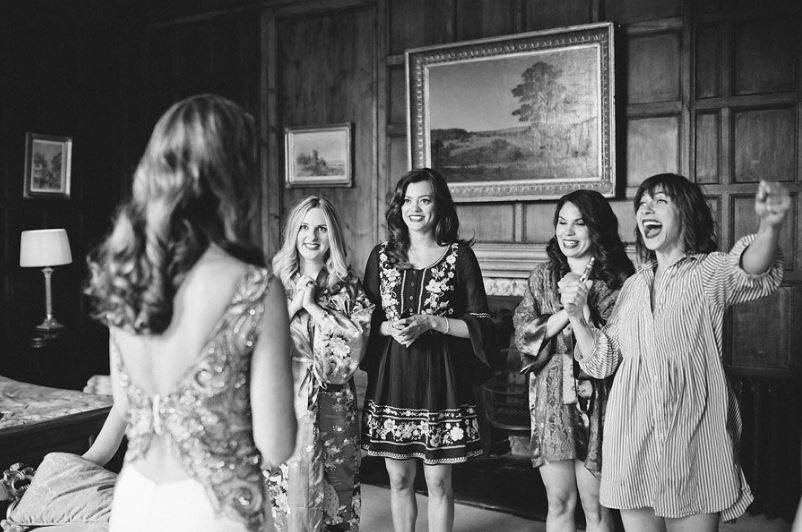 A Glamorous and Fun Elmore Court Wedding