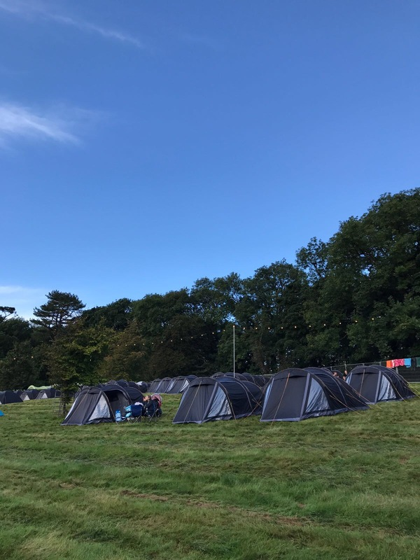 festival number 6 portmeirion camping