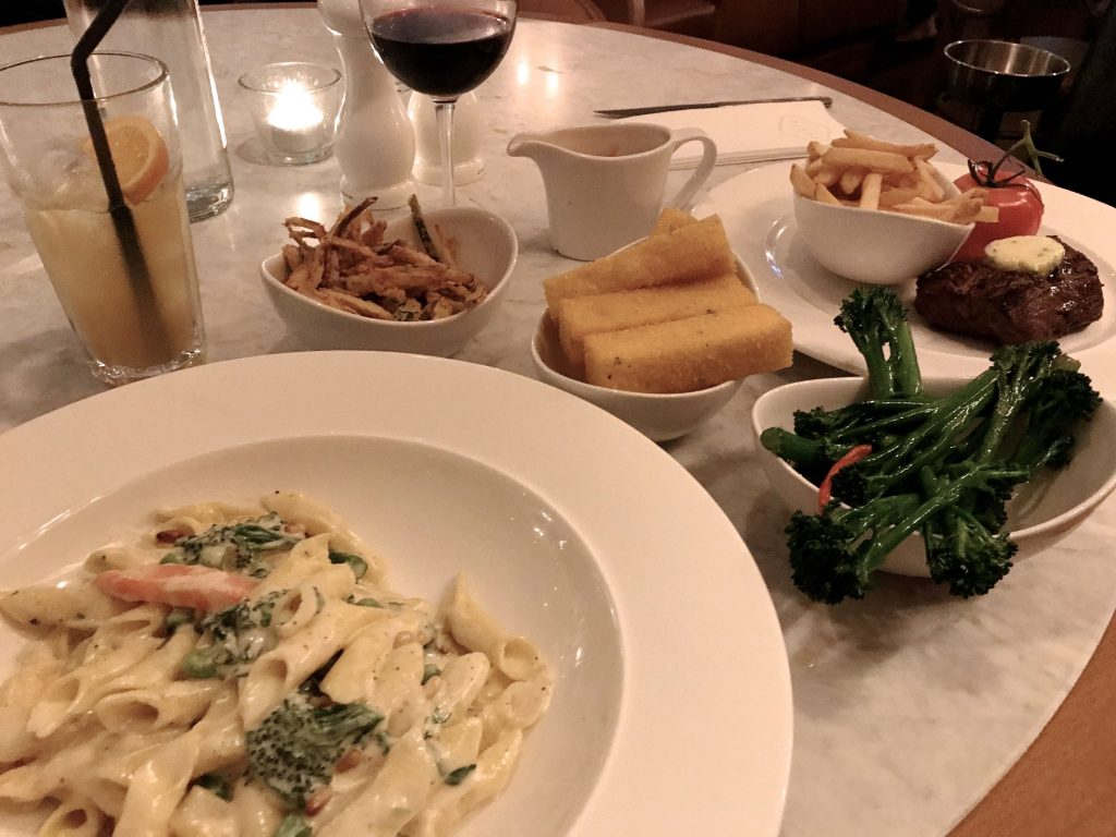 gusto didsbury review pasta mains hollygoeslightly