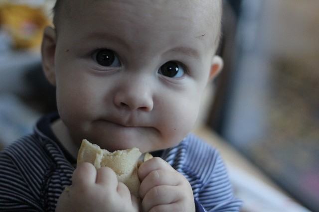 how to start baby led weaning hollygoeslightly 5