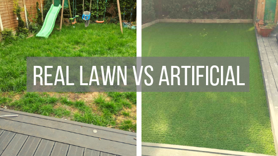 benefits of an artificial grass lawn hollygoeslightly before and after