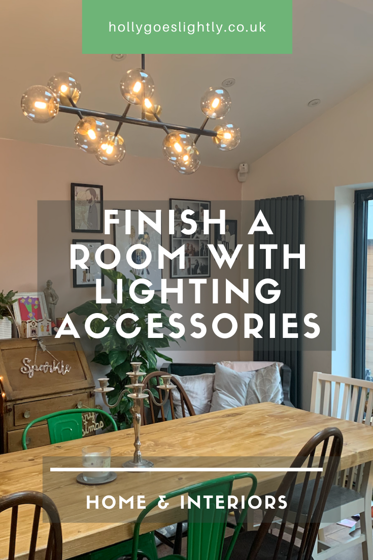 finish a room with lighting accessories hollygoeslightly