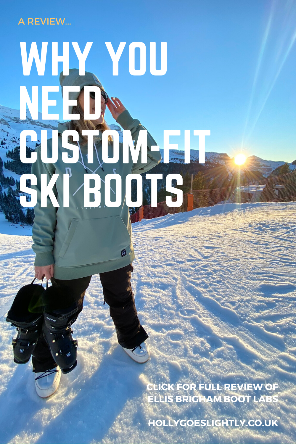 ellis brigham boot labs review custom fit salomon ski boots hollygoeslightly